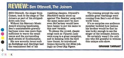 Ben Ottewell